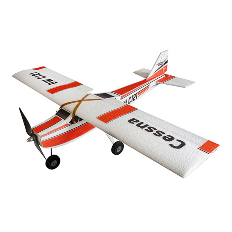 Cessna 960mm Wingspan EPP Polywood Training RC Airplane KIT