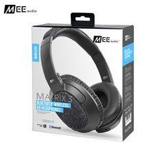 D'origine MEE Audio MATRIX3 AF68 Over-ear Sans Fil Bluetooth Casque Avec Micro Pour Android IOS Téléphones HD HIFI Musique casque