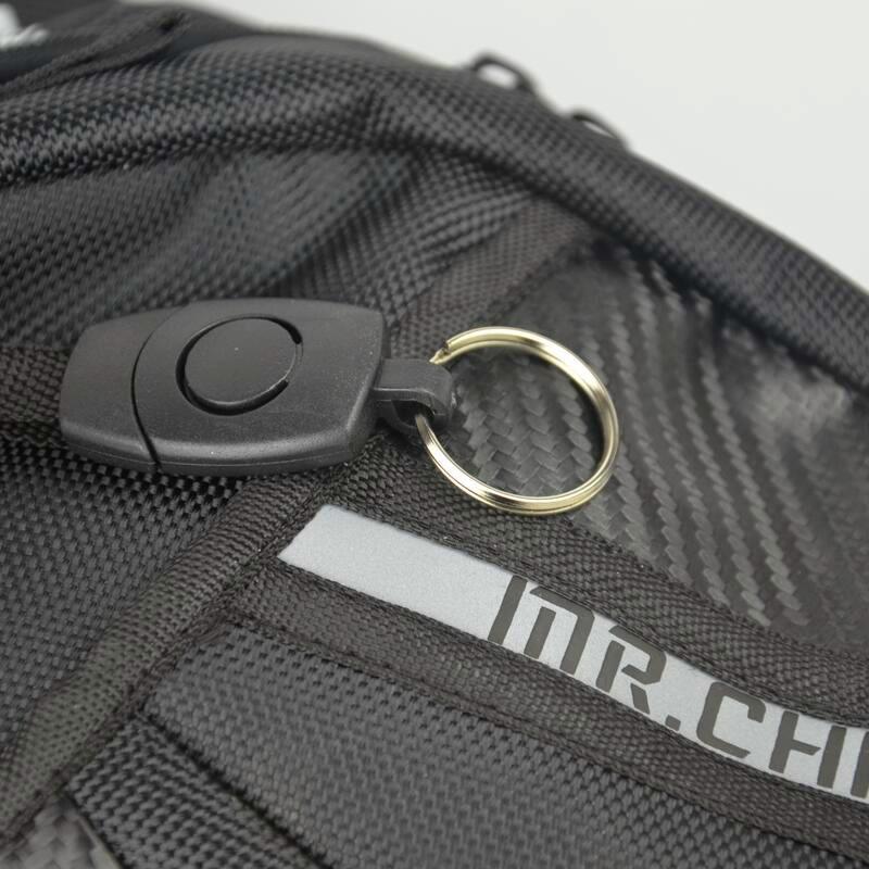 Svart Motorcykelpaket KTM Knight Talväska Multifunktionell Ryggsäck - Bälten väskor - Foto 5