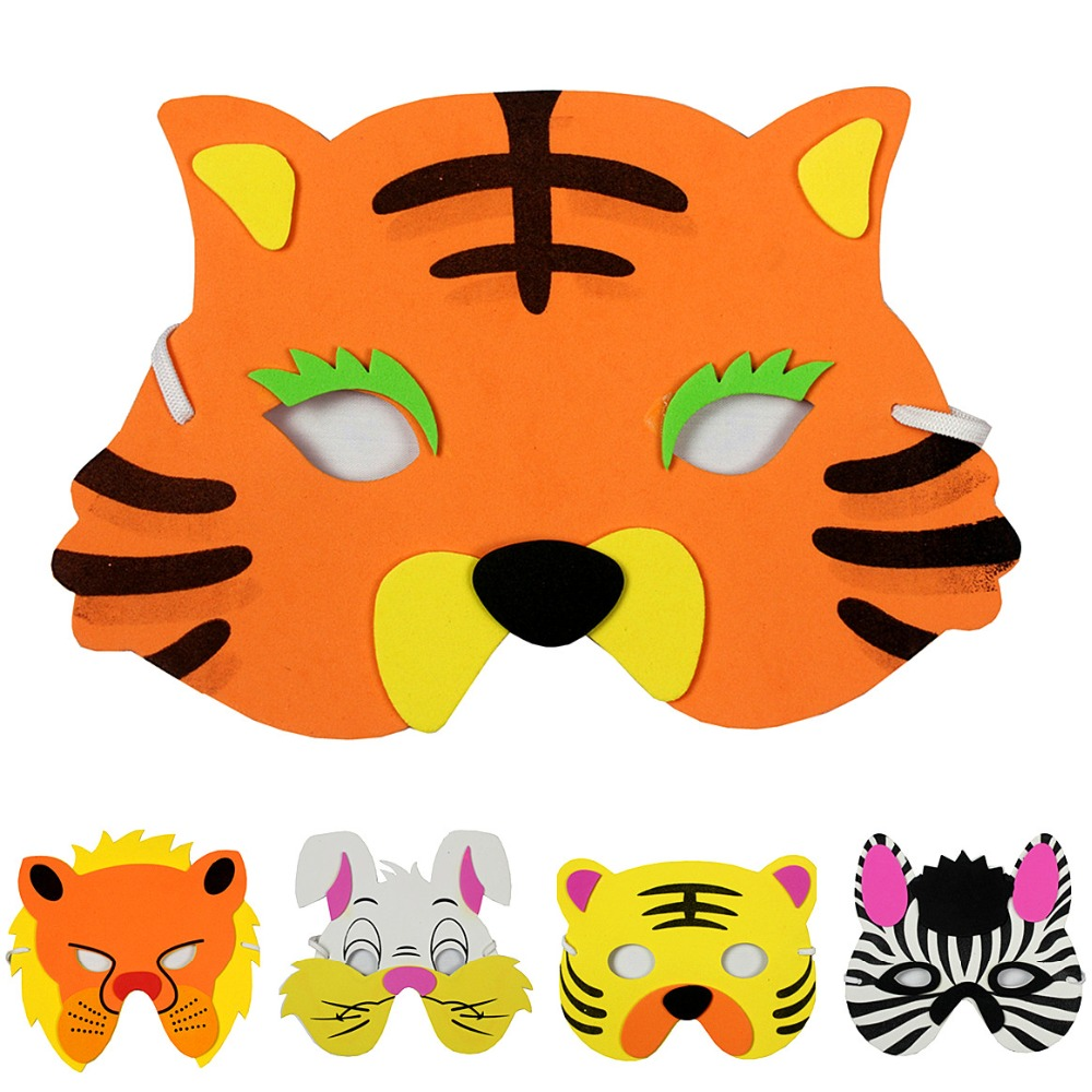 Simple Halloween Masks Promotion-Shop for Promotional Simple ...