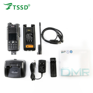 Image 5 - Original 5W TYT GPS IP 67 Waterproof Dual Band 144/430 Digital DMR Two Way Radio MD 2017