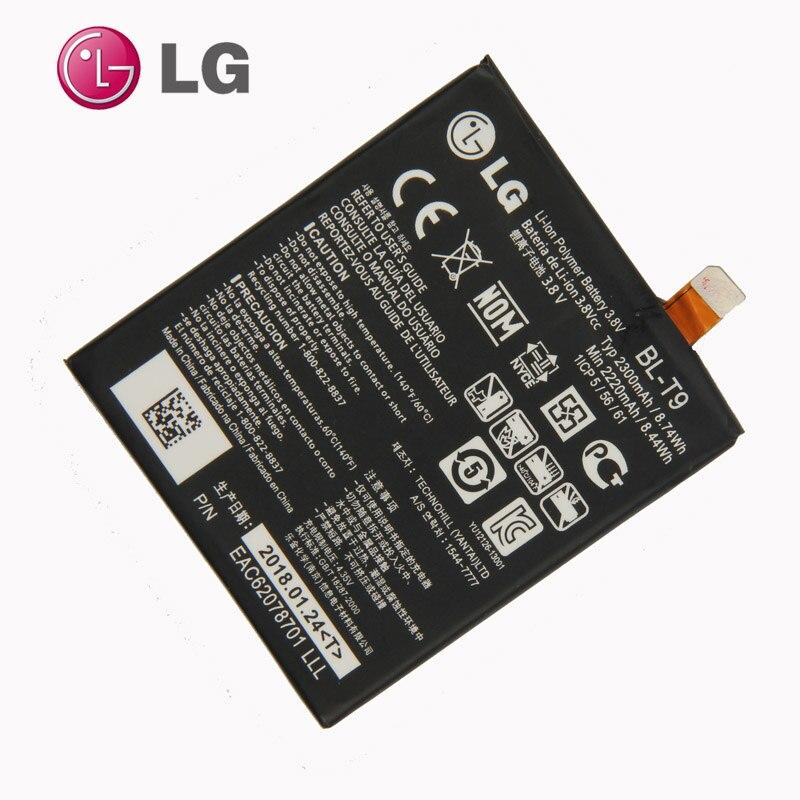 Originale PER LG Batteria per LG Google Nexus 5 LG D820 D821 E980 BLT9 BL-T9 2300 mAh