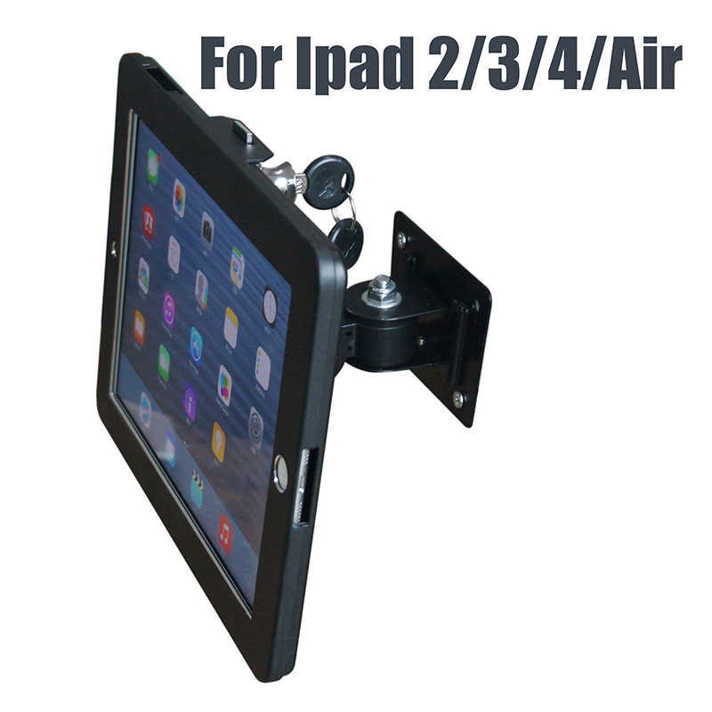 Tablet Wall Mount Ipad Security Lock Display Stand Bracket