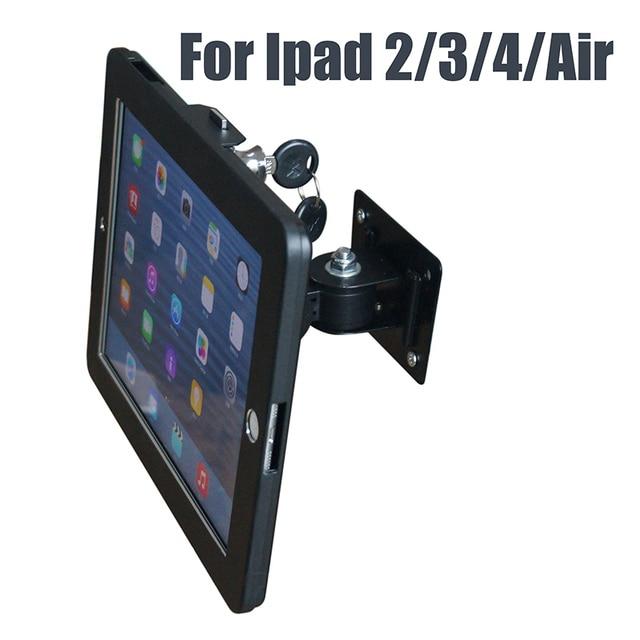 Tablet Wall Mount Ipad Security Lock Display Stand Bracket
