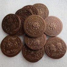 1152AD Ancient Islamic Artuquid of Mardin Gemini Virgo Astrological 100% Copper manufacturing Copy Coin