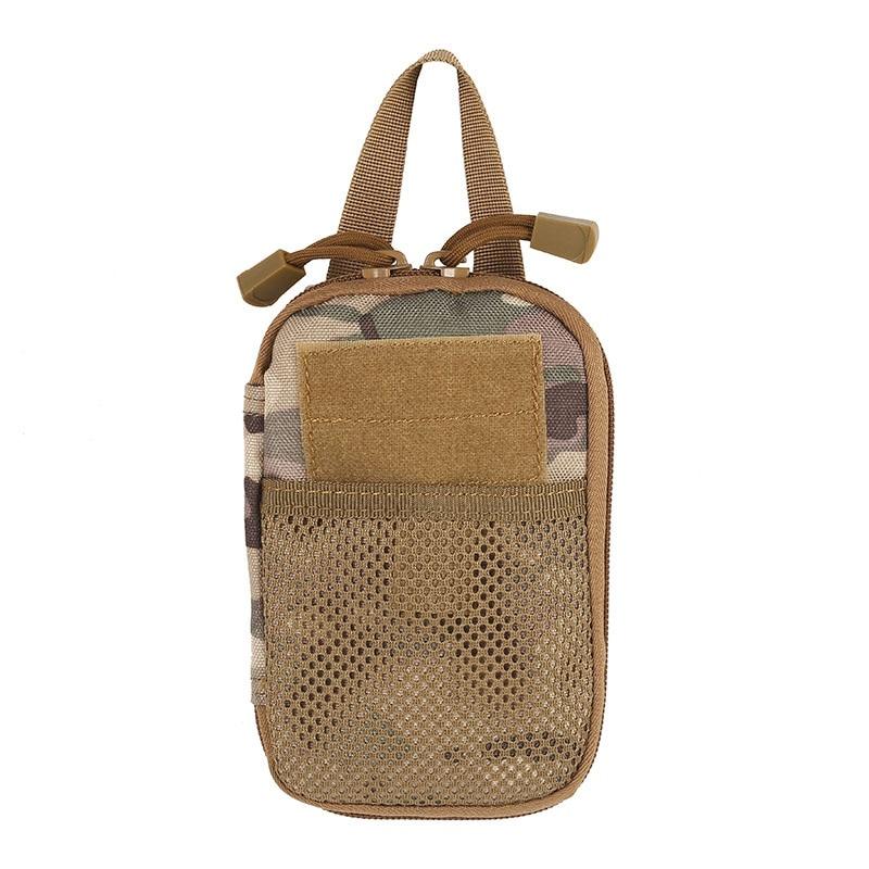 2018 Новый 1000D тактическая поясная сумка Спорт на открытом воздухе Молл Военная Унифор ...