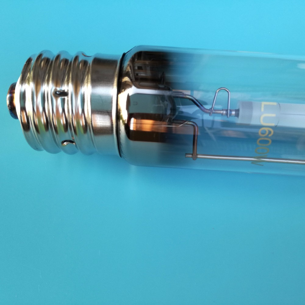Стандарт ЕС/США, лампы натрия высокого давления, лампа для выращивания растений, 600 Вт HPS для роста цветения с сроком службы 24000h