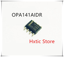 NEW 10PCS/LOT OPA141AIDR OPA141 MARKING O141A SOP8 IC
