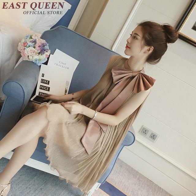 3224c6e36 Vestido de verão mulheres kawaii kawaii arco roupas vestidos bonitos do verão  moda online coreano vestido