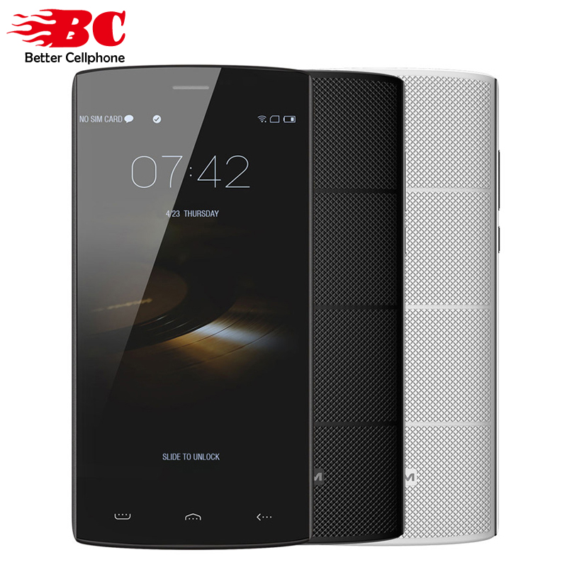 In Stock Original HOMTOM HT7 Mobile Phone Android 5 1 MTK6580A 1G RAM 8G ROM 1280x720