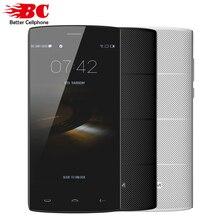 En Stock Original HOMTOM MTK6580A HT7 Teléfono Móvil Android 5.1 1G RAM 8G ROM 1280×720 5.5 Pulgadas HD de 8.0MP Wifi GPS WCDMA 3000 mAh