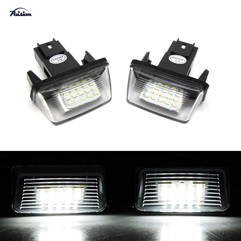 Citroen Saxo Plate Lamp For Light C4 in 20OFF AutomobilesMotorcycles Number LED C5 Lamp Picasso Signal 8 Berlingo US10 C3 from License on Xsara MVUqSpGz