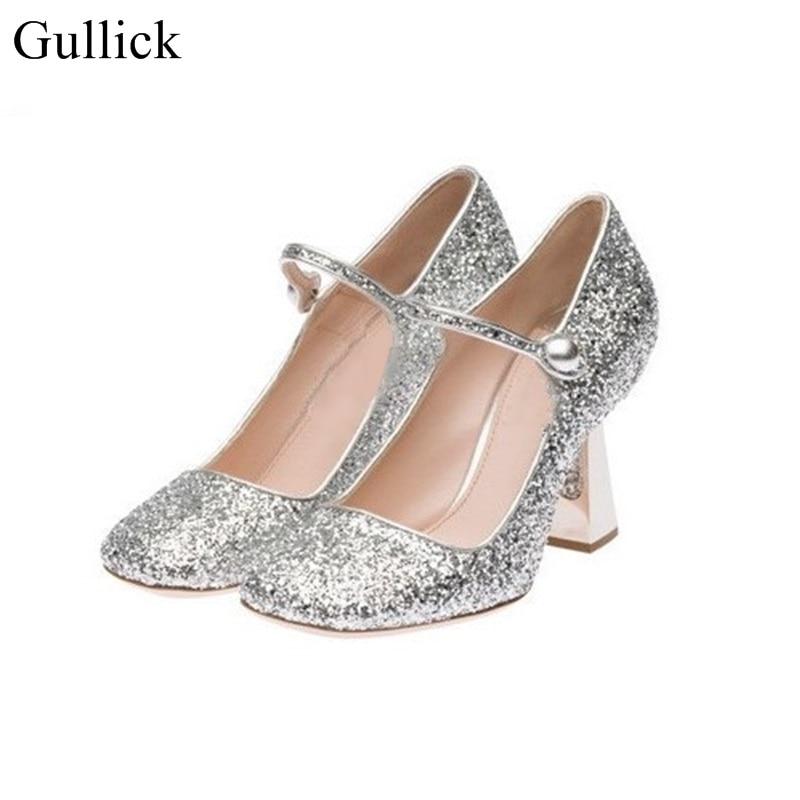Bling Heel Shoes