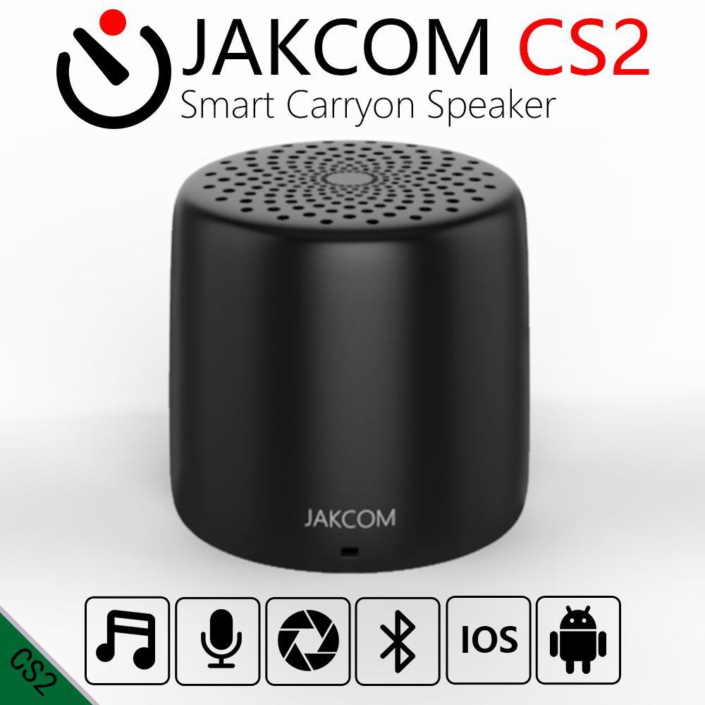JAKCOM CS2 Carryon חכם רמקול חם מכירה ב אביזרים חכמים כמו גאדג 'טים לגברים להקת xiami 2 רצועות שעון חכם