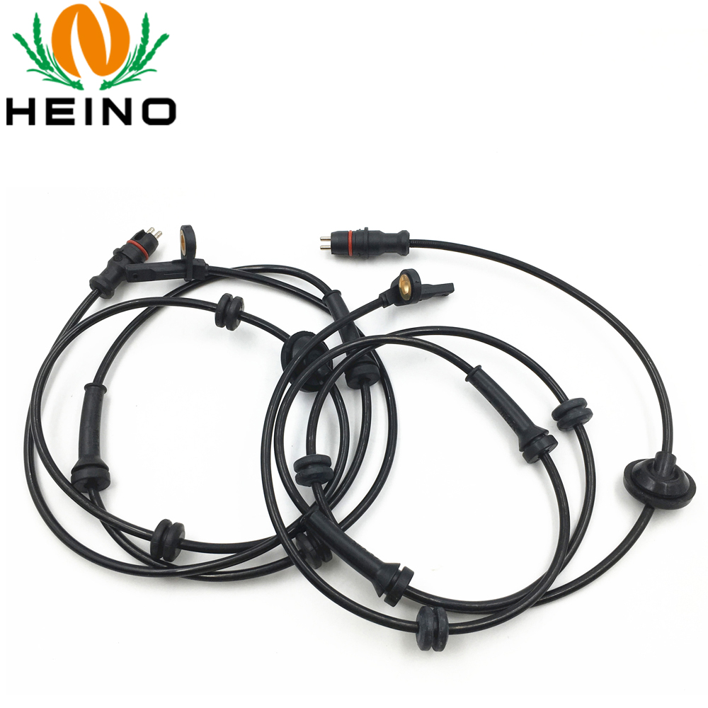 Front Left/Right 2pcs ABS Wheel Speed Sensor for FIAT