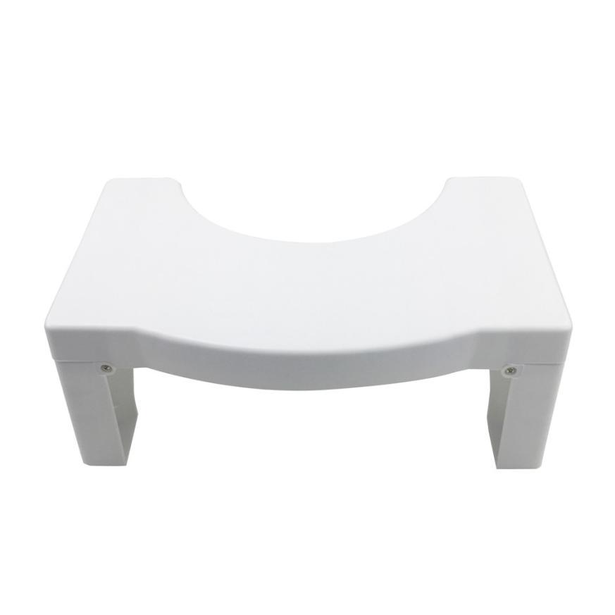 41CM 25CM 17 5CM Bathroom Folding Portable Stool Toilet Stool Step Footstool Piles Relief Aid Drop