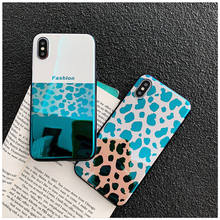 Leopard Print TPU Case For Vivo Y53 Y55 Y66 Y67 Y71 Y75 Y79 Y73 Y85 Y97 Y93 Back cover X9 X9S X20 Plus V11 Phone cases