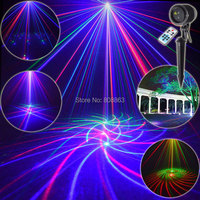Waterproof Outdoor RGB Laser 12 Big Patterns Projector Holiday Effect House Party Xmas DJ Wall Tree Garden Landscape Light T72
