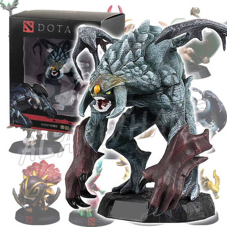 12cm Defense Of The Ancients Dota 2 Heroes Roshan Boss Immortal