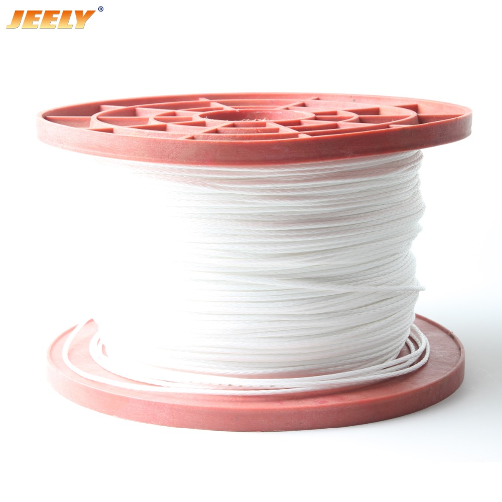 JEELY 1mm 220lbs Braided Spectra Fishing Line 50M 8 Strand Cord