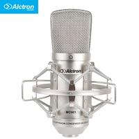 Alctron MC001 Professional Large Diaphragm FET Studio Condenser Microphone,Recording Microphone.