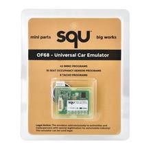 50pcs a lot SUniversal Car Emulator SQU OF68 Car Emulator Signal Reset Immo Programs Place ESL