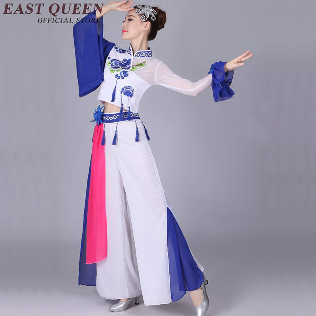 140619576eb3 Oriental dance costumes women chinese folk dance traditional chinese dance  costumes chinese stage costumes for singers
