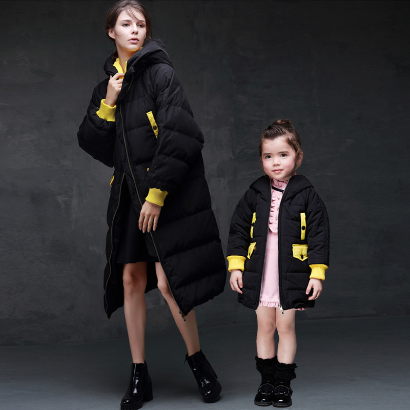 mother and daughter clothes family matching clothes Winter girls thicker cotton Mother and daughter in a long hooded jacket 30# martyrs faith hope and love and their mother sophia 3d model relief figure stl format religion for cnc in stl file format