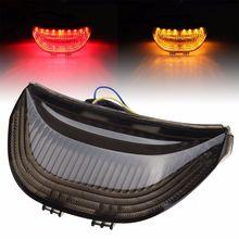 Motor Tail Light Integrated Lamp LED Turn Signals Light Brake Light Fits For Honda CBR600RR 2003-2006 CBR 600 RR цена