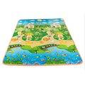 2016 novo tapete de espuma EVA Mat Mat piquenique tapete bebê engatinhando tapete de castelo criança para crianças 180 * 120 cm