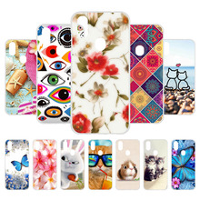 3D DIY Phone Case For Oukitel C15 Pro Cases Silicone 6.09 Soft TPU Back Cover Bumper Coque Fundas Bags