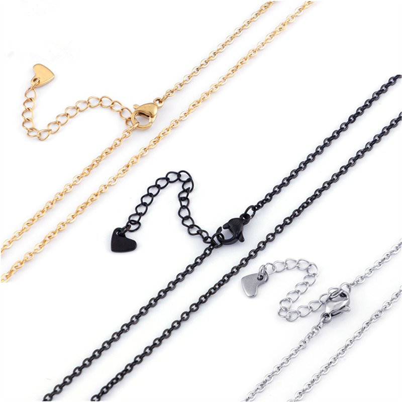 Heart-Charm-Cruz-Link-Chain-Necklace-For-Women-Stainless-Steel-Silver-Gold-Black-11-11-KALEN_