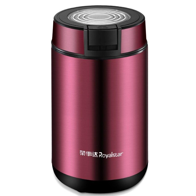 200W 90g Electric Coffee Bean Grinder Flour Milling Machine for Home Grain Coarse Sesame Dry Blender Kitchen Helpful Appliance