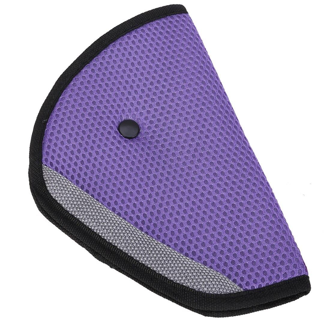 Kid Car Safety Seat Belt Shoulder Padding Adjuster for Kids Baby Car Protection Safe Fit Soft Pad Mat Strap Cover