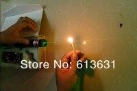 גפרור דולק פוקוס מתכוונן 532nm 1000 mW 1 w לייזר 301 לייזר ירוק עט מצביע עם מפתח בטוח למכירה 8000 מטרים הגעה חדשה