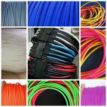25 м 3 мм кабельные рукава шифрование ПЭТ змеиная сетка Защитная кабельная втулка провод сетка нейлон ударопрочный кабель наборы 16-18AWG