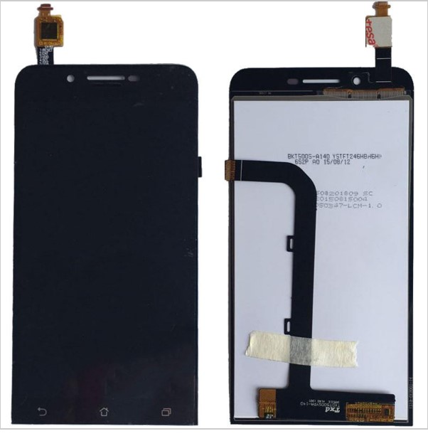 For Asus ZenFone Go ZC500TG Z00VD LCD Display+Touch Screen Panel Digitizer Accessories Replacement parts for asus zenpad c7 0 z170 z170mg z170cg tablet touch screen digitizer glass lcd display assembly parts replacement free shipping