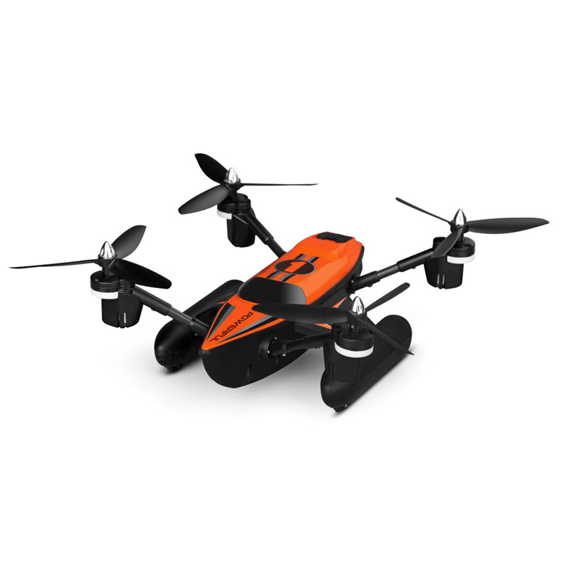 2017 rc drone Q353 Air Land Sea Mode 3 in 1 Headless Mode 2.4G 6-Axis RC Drone RTF 2.4GHz Headless Mode RC Quadcopter for gift wltoys q353 aeroamphibious rc drone air land sea mode 3 in 1 waterproof headless mode 2 4g led quadcopter headless mode toys rtf