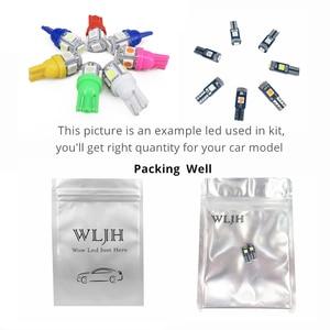 Image 5 - WLJH 7Colors Led Instrument Panel Gauge Cluster Speedometer Dashboard Light Bulb Kit for Lexus IS300 2001 2002 2003 2004 2005