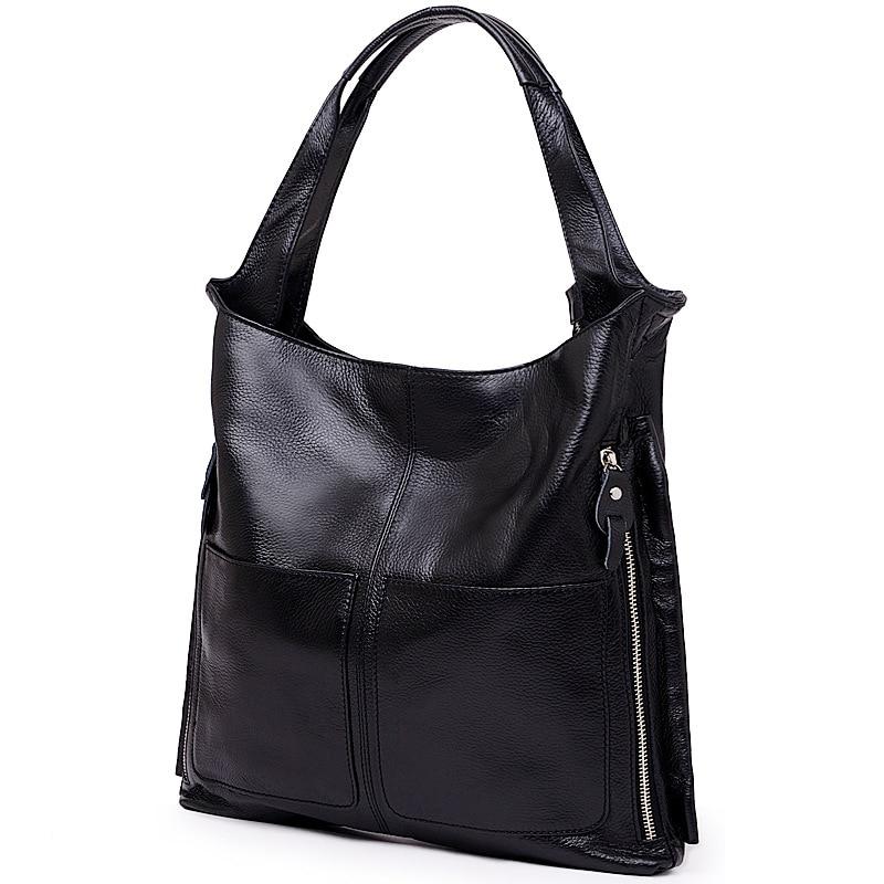 Nova marca do vintage saco de couro