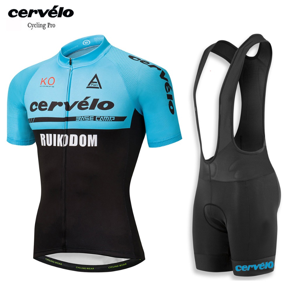 0ae701ccb Ployester Pro Cycling Jerseys 2 Mens Bicycle Shirt