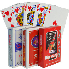 2017 Best-Selling Paper Material Playing Cards Games Poker Card and 13 kinds of Design Poker bicycle cards