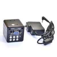 2.0MP HD c-mount Microscopio Digital Cámara Lupa PC Japón Chip CMOS de Salida VGA para PCB Industria Laboratorio Industrial inspección