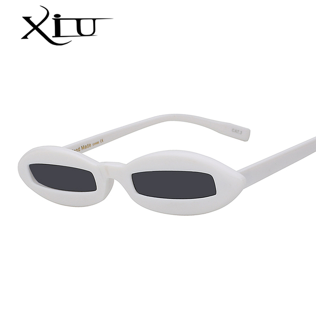 6c77225fb5 XIU Sunglasses Punk Style Vintage Women Brand Designer Elegant Unique Woman Fashion  Glasses 2018 Spring Summer