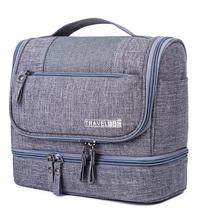 050 Fashion man Toiletry Bag oxford Travel Organizer Cosmetic Bag For Women Large Necessaries Make Up Case Wash  travel Bag