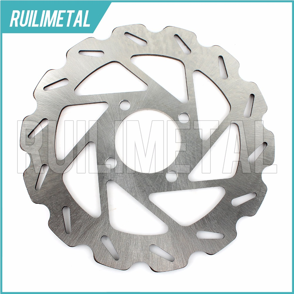 Rear Brake Disc Rotor for YAMAHA YFM 125 Raptor YFM125 RA RB 2011 2012 2013 11 12 13 ATV QUAD