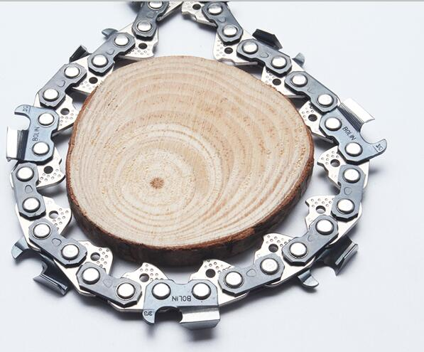 "16-Inch .325"" Pitch .058"" Gauge 66link  Full Chisel Saw Chains Used On Gasoline Chainsaw For HUSQVARNA"