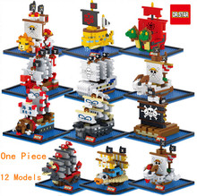 One Piece Lego Pirate Ships (12 Models)