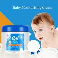 Australia QV Baby Skin Care Moisturizing Cream 250g Body Lotions for Long Lasting Relieve Dry Areas Eczema Dermatitis Psoriasis