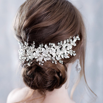 Flower-Headband-Wedding-Hair-Accessories-Silver-Rhinestone-Flower-Bridal-Tiara-Headband-Hair-Comb-Hairpins-Wedding-Hair.jpg_350x350 Latest on Sale